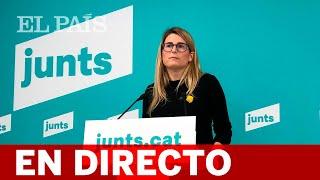 DIRECTO #INDULTOS   Reacciones en Cataluña a la conferencia de SÁNCHEZ