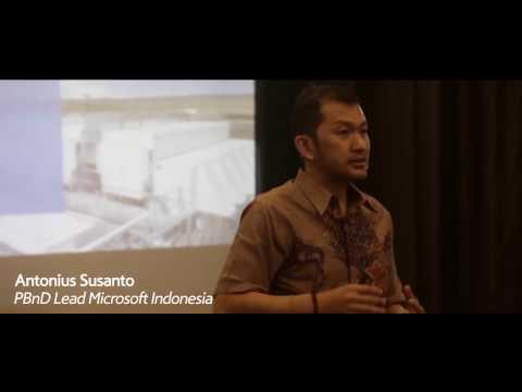 Event Microsoft Conference 2017 Di Surabaya