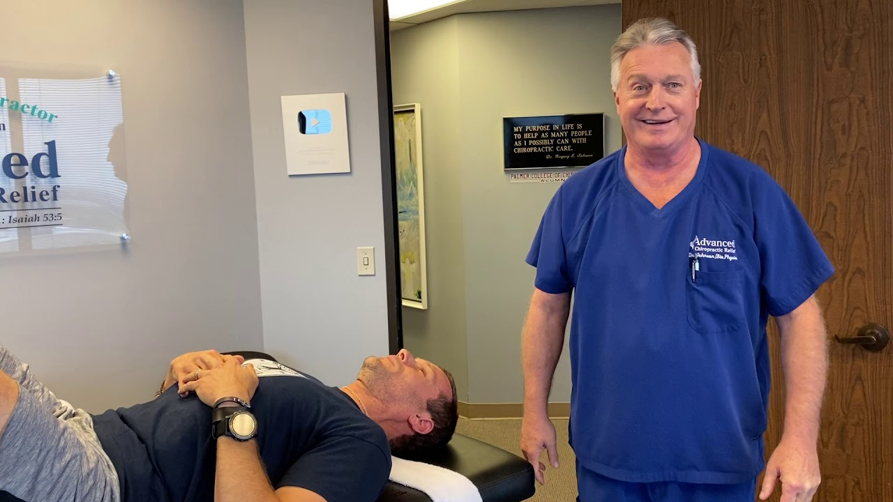 A Lifetime Of Neck & Back Pain Getting Better With Advanced Chiropractic Relief