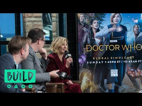 """Jodie Whittaker Talks Her Role As The Thirteenth Doctor In BBC's """"Doctor Who"""""""
