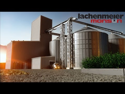 Lachenmeier Monsun Bulk Handling Equipment - Feed & Grain