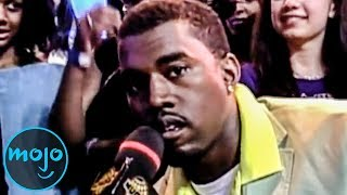 Kanye West Interview: 2004 Right After College Dropout