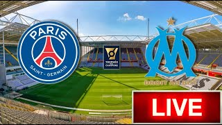 ПСЖ Марсель PSG Marseille смотреть онлайн суперкубок Франции fifa 2019
