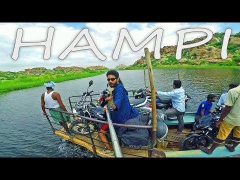 Exploring Hampi - UNESCO World Heritage Site | India Tourism