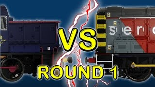 Battle of the Shunters - Round 1