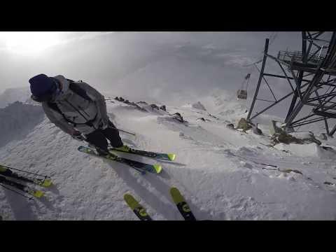 Ski FreeRide Les Arcs 2017