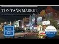 Ton Tann Market Tour- Khon Kaen Thailand