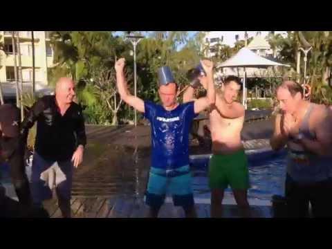 Ice Bucket Challenge - Parks & Leisure Australia