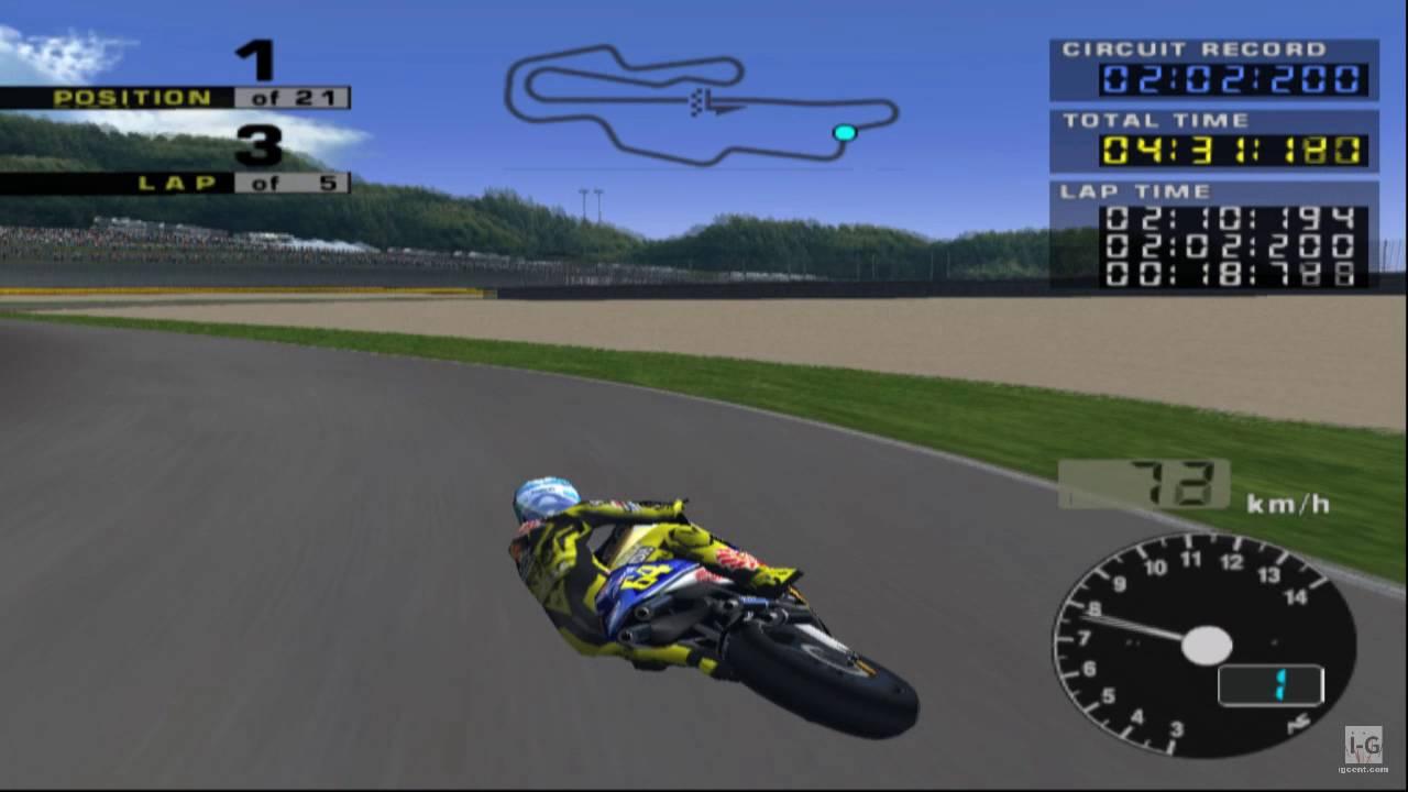 MotoGP 2 PS2 Gameplay HD - YouTube