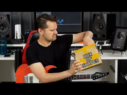 This Awesome New Way Of Organizing Guitar Scale Patterns