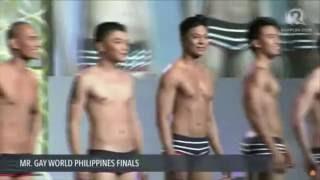 2016 Mr. Gay World Philippines Finals: Swimwear