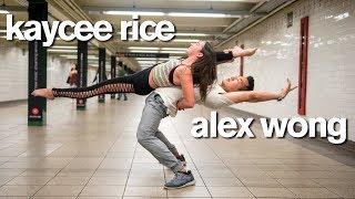 Video Superstars Kaycee Rice and Alex Wong Crush 10 Minute Photo Challenge (World of Dance) download MP3, 3GP, MP4, WEBM, AVI, FLV September 2018