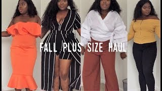 YASSSSS!! Biggest Fall Try-On Haul | Fashion Nova, Forever 21,GS Love, Rainbow | Naturally_jenni