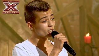 Дмитрий Хвостенко - Breathe Easy - Blue-  X-Фактор 5 - Дома судей
