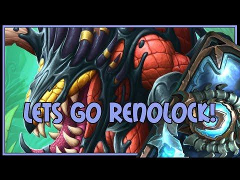 Hearthstone: Lets go Renolock!