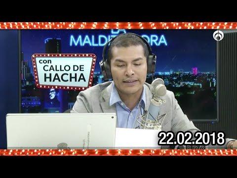 La Maldita Hora - Tratan de desacreditar a Karla Souza - @callodehacha