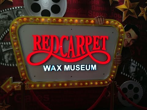 Visit To Red Carpet Wax Museum Mumbai On Gixxer SF