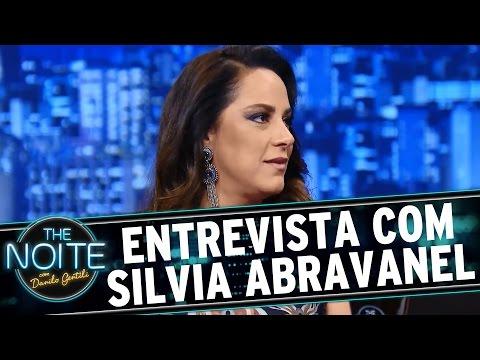 The Noite (19/10/15) - Entrevista Com Silvia Abravanel