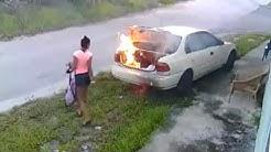 Woman Seeks Revenge On Ex-Boyfriend But Sets Wrong Car on Fire: Cops