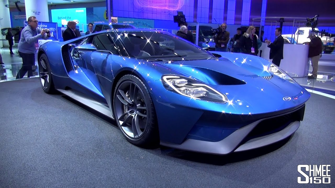 3200x2000 blue ford gt - photo #40