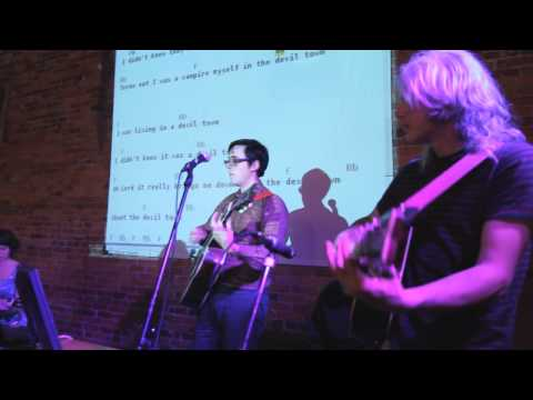 Karaoke Research Council - Devil Town (Winter Commission 2012)