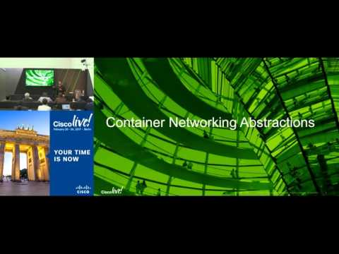 Demystifying Container Networking