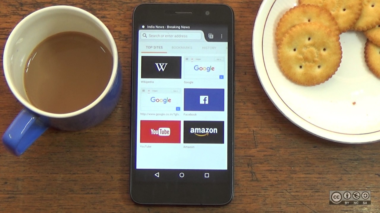 How To Clear Browsing History On A Smartphone