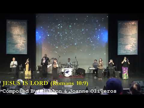 NEW SONG: JESUS IS LORD (Romans 10:9) - Bro.Marlon & Sis.Joanne Oliveros