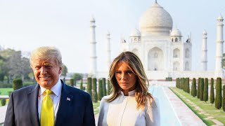 video: 'Your nation is doing so well': Donald Trump lavishes praise on India in front of largest rally crowd