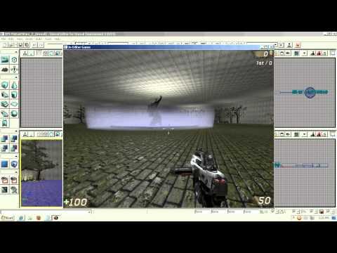 Unreal 3 Level of Java SWING Applet RPG Game Mutant Wars