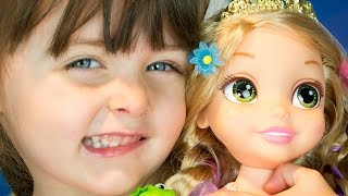 My First Disney Princess Easy Styles Rapunzel Toy Doll Review