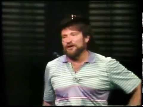 Richard Pryor & Robin Williams at The Comedy Store in L A