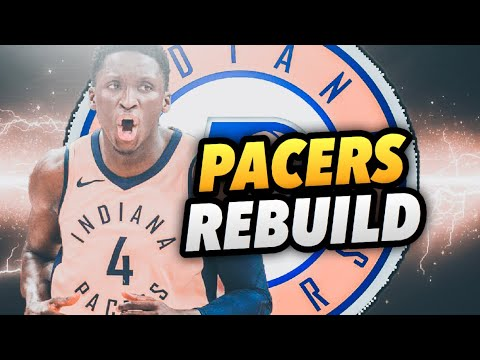 REBUILDING THE INDIANA PACERS! NBA 2K19 MY LEAGUE!