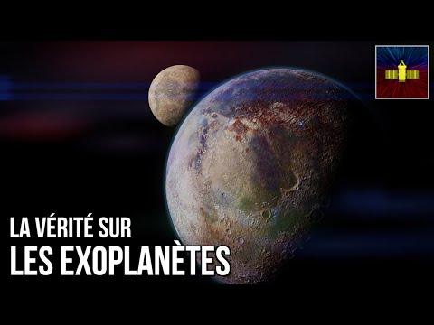🛰 La vérité sur les Exoplanètes