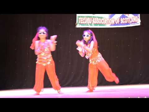 Kala Chesma dance by Samhitha