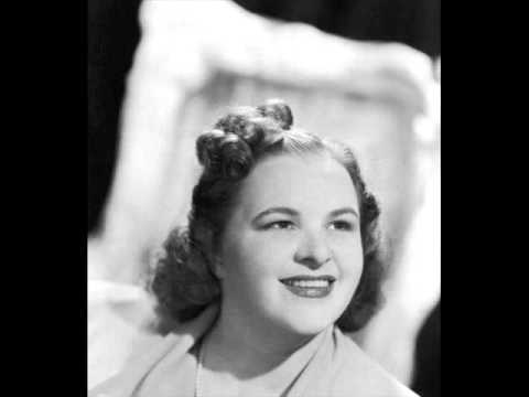 Kate Smith: Please Don't Talk About Me When I'm Gone  (with lyrics)