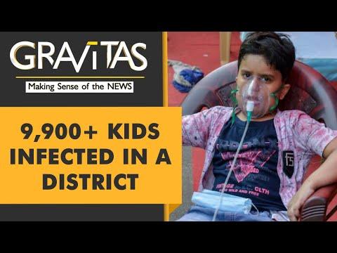 Gravitas: The virus reaches India's children