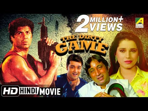 The Dirty Game | New Hindi Action Movie 2018 | Sunny Deol