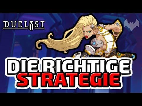 Die richtige Strategie - ♠ Duelyst #001 ♠ - Deutsch German - Dhalucard
