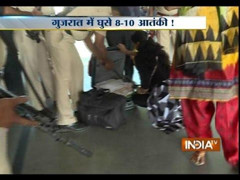 Terror Alert in Gujarat: Security Tighten, NSG Teams Rushed to Gujarat