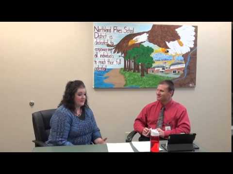 Northland Pines High School - Jim Brewer Podcast - November 2014