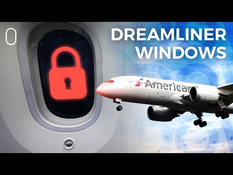 American Airlines Asks Crew To Stop Locking Dreamliner Windows