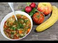 Cabbage Soup Diet Recipe/7 day diet plan.