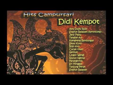 Didi Kempot Hits Campursari