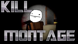 Roblox CS:GO Edition - AWP Kill Montage, Best, Epic Moments!