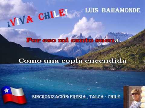 ¡VIVA CHILE! - María José Quintanilla ( KARAOKE)