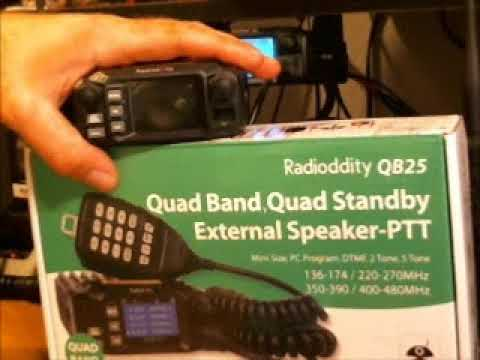 Repeat New Mobile Tri Band Radio Part 3 - BaoFeng BTech