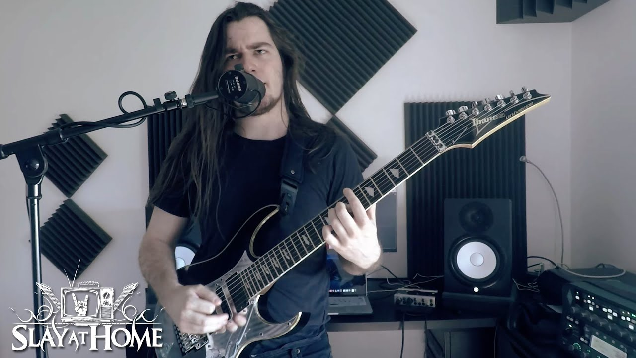 FRACTAL UNIVERSE Full Set From SLAY AT HOME Fest   Metal Injection