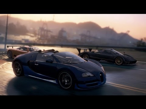 need for speed most wanted 2012 episode 21 bugatti veyron vitesse youtube. Black Bedroom Furniture Sets. Home Design Ideas