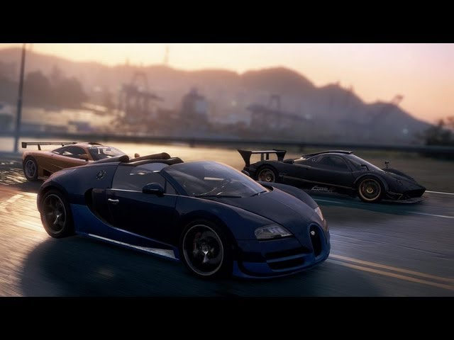 Need For Sd Most Wanted 2012 Episode 21 Bugatti Veyron Vitesse ...